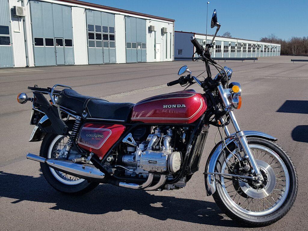 Honda GL 1000-77